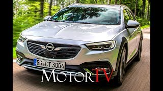 Download 2018 OPEL INSIGNIA COUNTRY TOURER l FEATURES (ENG) Video