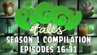Download Piggy Tales - Season1 | Compilation Ep. 16-31 Video