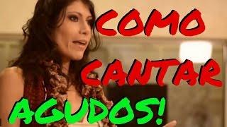 Download Como cantar- Agudos - Aula de canto por Lorna Earnshaw- Clase-Subtitulo español Video