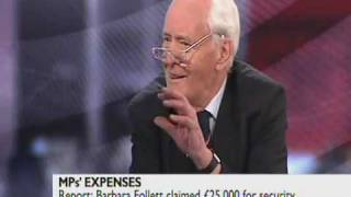 Download Tony Benn on MP's Expenses - 9th May 09 Video