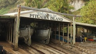 Download Life on Pitcairn Island - home of the descendants of the mutineers from HMS Bounty Video