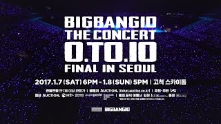 Download [BIGBANG10 THE CONCERT : 0.TO.10 FINAL IN SEOUL] TEASER Video