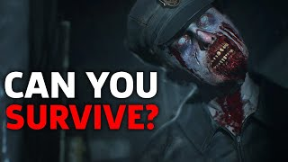 Download Resident Evil 2 Remake Gameplay   E3 2018 Video