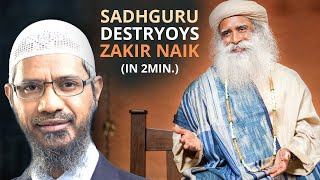 Download SADHGURU DESTROYS Zakir Naik's SHIRK Branding Video