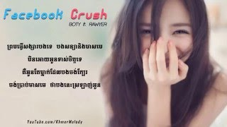 Download Facebook Crush - BOTY ft. RAWYER Video