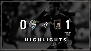 Download LAFC vs. Seattle Sounders | Full Highlights Video