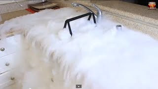 Download 2 Pounds of Dry Ice Experiment Video