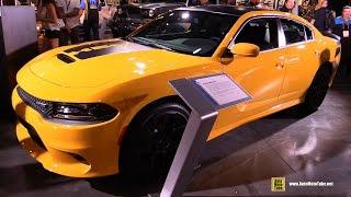 Download 2017 Dodge Charger Daytona - Exterior and Interior Walkaround - 2016 SEMA Video