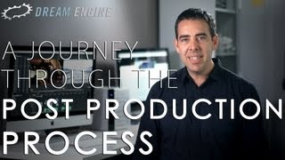 Download A Journey Through The Post-Production Process Video