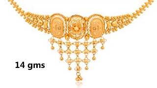 Download Gold Necklaces Designs With Weight Video