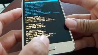 Download Como recuperar contraseña Samsung Galaxy J1 Video
