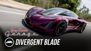 Download 2015 Divergent Blade - Jay Leno's Garage Video