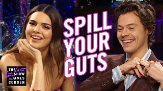 Download Spill Your Guts: Harry Styles & Kendall Jenner Video