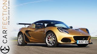 Download EXCLUSIVE: Lotus Elise Cup 260, The Quickest Road Legal Elise Ever - Carfection Video