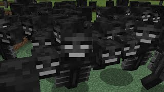 Download We Spawned 1,000 Withers in Minecraft UHC Video
