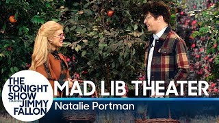 Download Mad Lib Theater with Natalie Portman Video