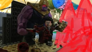 Download [LEGO] Avengers Infinity War Iron Man vs Thanos[ The Omega Brix Motion] Video