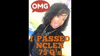 Download Passing NCLEX in 75 questions using UWORLD!! New Job Video