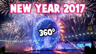 Download 360° New Year's Eve 2017 LONDON ★ NYE Alex Tienda Video