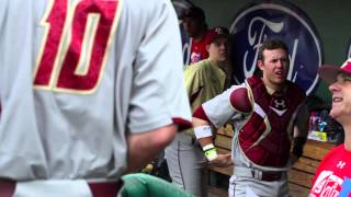 Download Boston College Eagles play Boston Red Sox Video