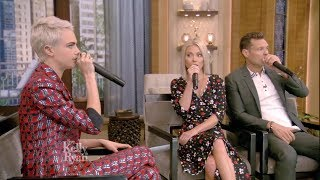 Download Cara Delevingne Beatbox Lesson Video