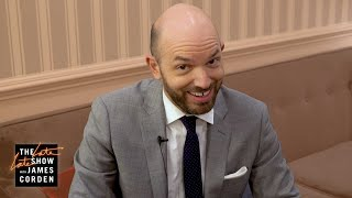 Download Late Late Show - Paul Scheer Answers Questions f/ Reddit's 'Too Afraid To Ask' Video