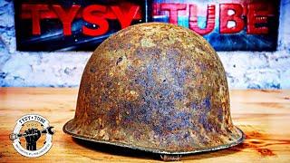 Download 1957 Army Helmet Restoration Video