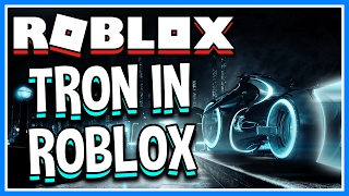 Download DISNEY TRON RACING IN ROBLOX! | Volt (Tron) | Roblox Video