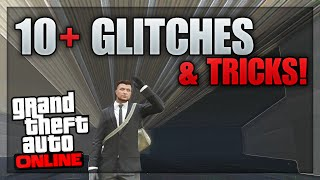 Download GTA 5 Glitches - 10+ Glitches & Tricks on GTA 5 Online (Camber Vehicle, Wheelie Glitch, Secret Room) Video