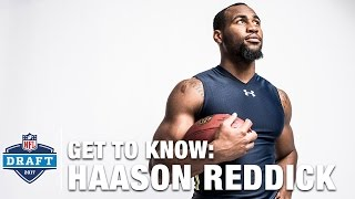 Download Get to Know: Haason Reddick (Temple, DE) | 2017 NFL Draft Video
