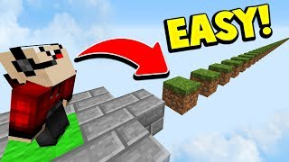 Download NOOB vs EASIEST MINECRAFT PARKOUR MAP! 😂 Video