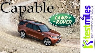 Download First Drive : 2017 Land Rover Discovery : Utah Video