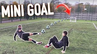 Download EXTREME ONE TOUCH MINI GOAL FINISHES! Video