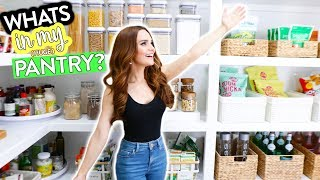 Download Whats In My BIG Organized Pantry?! Video