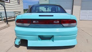 Download HOW FAST CAN I ″RUIN″ THIS 240sx?!?! Video