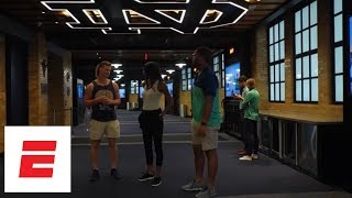 Download A football all-access tour of the Notre Dame campus with Maria Taylor | ESPN Video