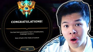 Download BACK TO CHALLENGER, WITH MORE LP THAN EVER. - Challenger to RANK 1 Video