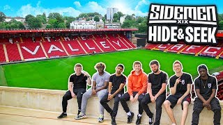Download SIDEMEN HIDE & SEEK IN A FOOTBALL STADIUM Video