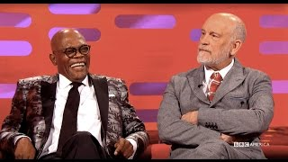 Download John Malkovich Made a Movie No One Will See - The Graham Norton Show Video