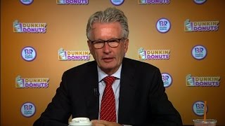 Download Dunkin' Brands CEO: $15 minimum wage is 'outrag... Video
