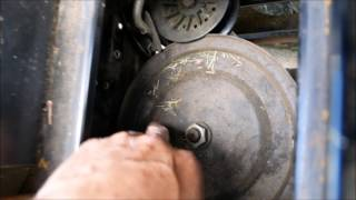 Download How to replace drive belt in MTD Yard Machine Video