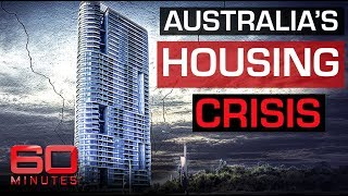 Download Expert warns Australia could turn into slums in 20 years | 60 Minutes Australia Video