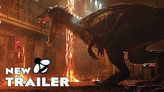 Download Jurassic World 2 Final Teaser (2018) Fallen Kingdom Video