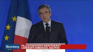 Download Fillon Endorses Macron After Conceding Defeat Video