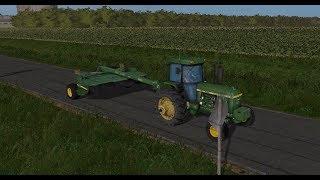Download Back on Blake Farms baby! Dedi time on Farming Simulator 2017! #TeamScrunt Video
