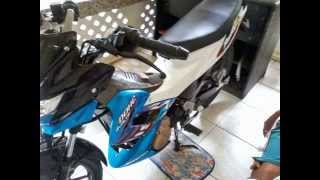 Download my project xrm 125 raider 150 Video