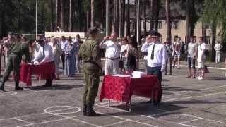Download Военная Присяга в в/ч 11385 в поселке Центральном Video