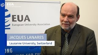 Download EUA Learning & Teaching Initiative - Jacques Lanarès, former Vice-Rector of the Lausanne University Video