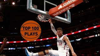 Download Top 100 Plays of the 2015 NBA Season Video