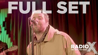 Download Liam Gallagher | LIVE From The Roof Full Performance | Radio X session Video
